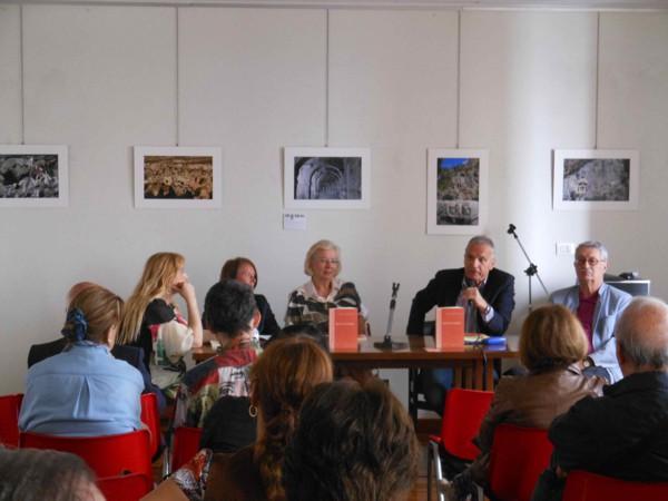 Presentazione Rotte d'Europa, Circolo Aziendale Generali,  Trieste 2015