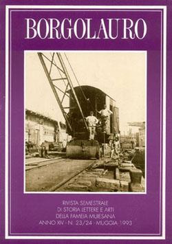 copertina Borgolauro