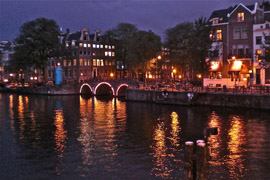 Amsterdam Binner Amsler