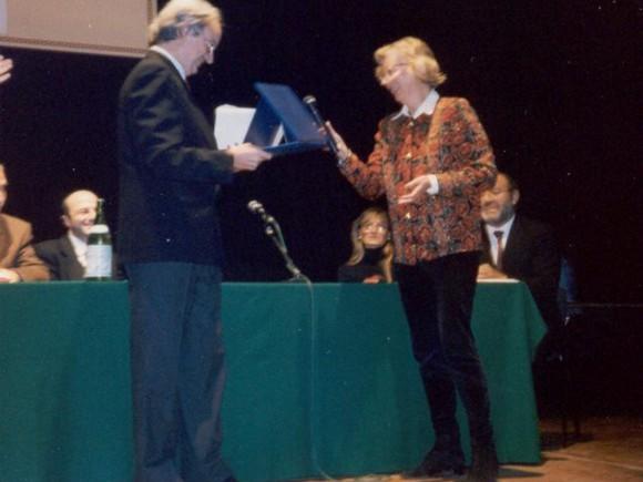 Premio Mons Aegrotorum 1997
