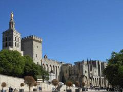 Avignon – Palas des Papes