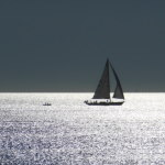 barca controluce