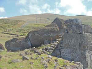 Isola Pasqua Ahu Vinapu