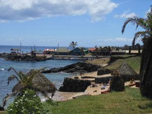 Isola Pasqua Hanga Roa