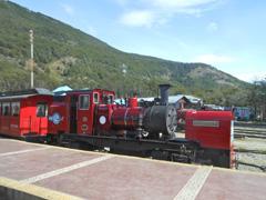 ushuaia tren del fin del mundo